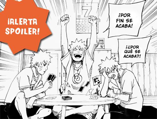 Naruto se ha terminado | Jesulink.com
