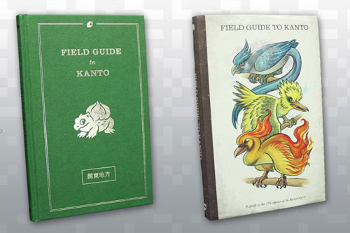 Field Guide to Kanto Pokefield1