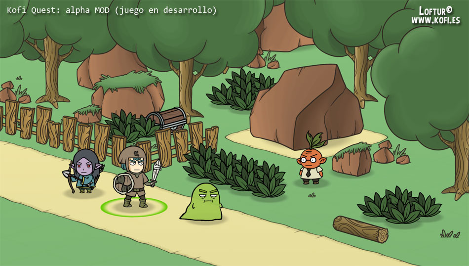 Kofi Quest (Loftur games)