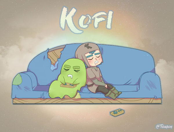 Fan-art Kofi