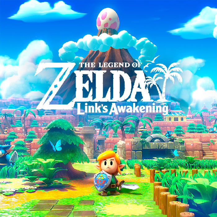 Zelda - Link Awakening Switch