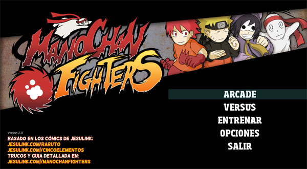Mano-chan Fighters 2.0