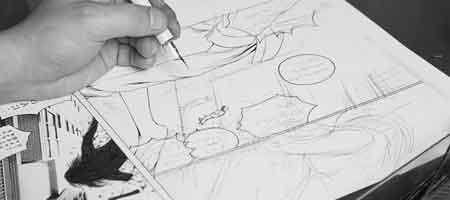 [megapost] Como crear, dibujar y conocer manga.