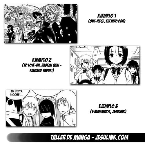 Taller de Manga  Dibujar proporciones y cuerpos  Introduccin