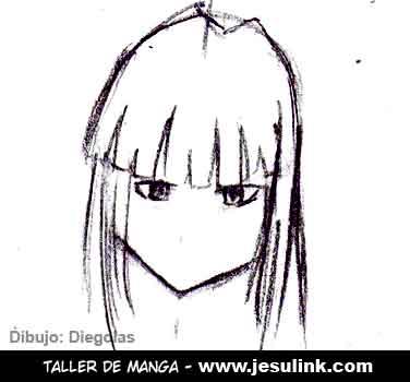 Taller de Manga - Cómo dibujar pelo