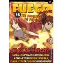 Minibook de FUEGO - Fuego a tope
