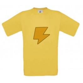 Nueva camiseta Zap amarilla