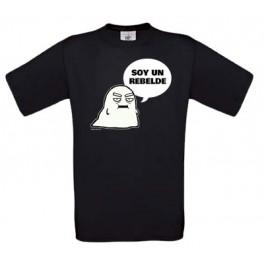 Camiseta Limón soy un rebelde