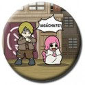 Chapa de Mano-chan Fighters a elegir
