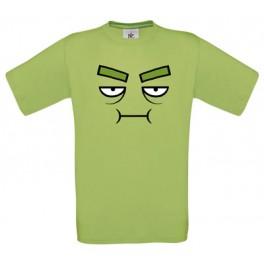 Camiseta verde de Limón