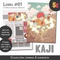 Lámina coleccionista (Kaji)