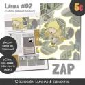 Lámina coleccionista (Zap)