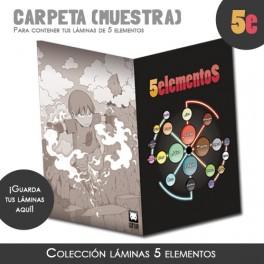 Carpeta 5 elementos